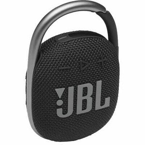 JBL Clip 4 Waterproof Bluetooth Wireless Speaker - Black (JBLCLIP4BLKAM) - WiseTech Inc