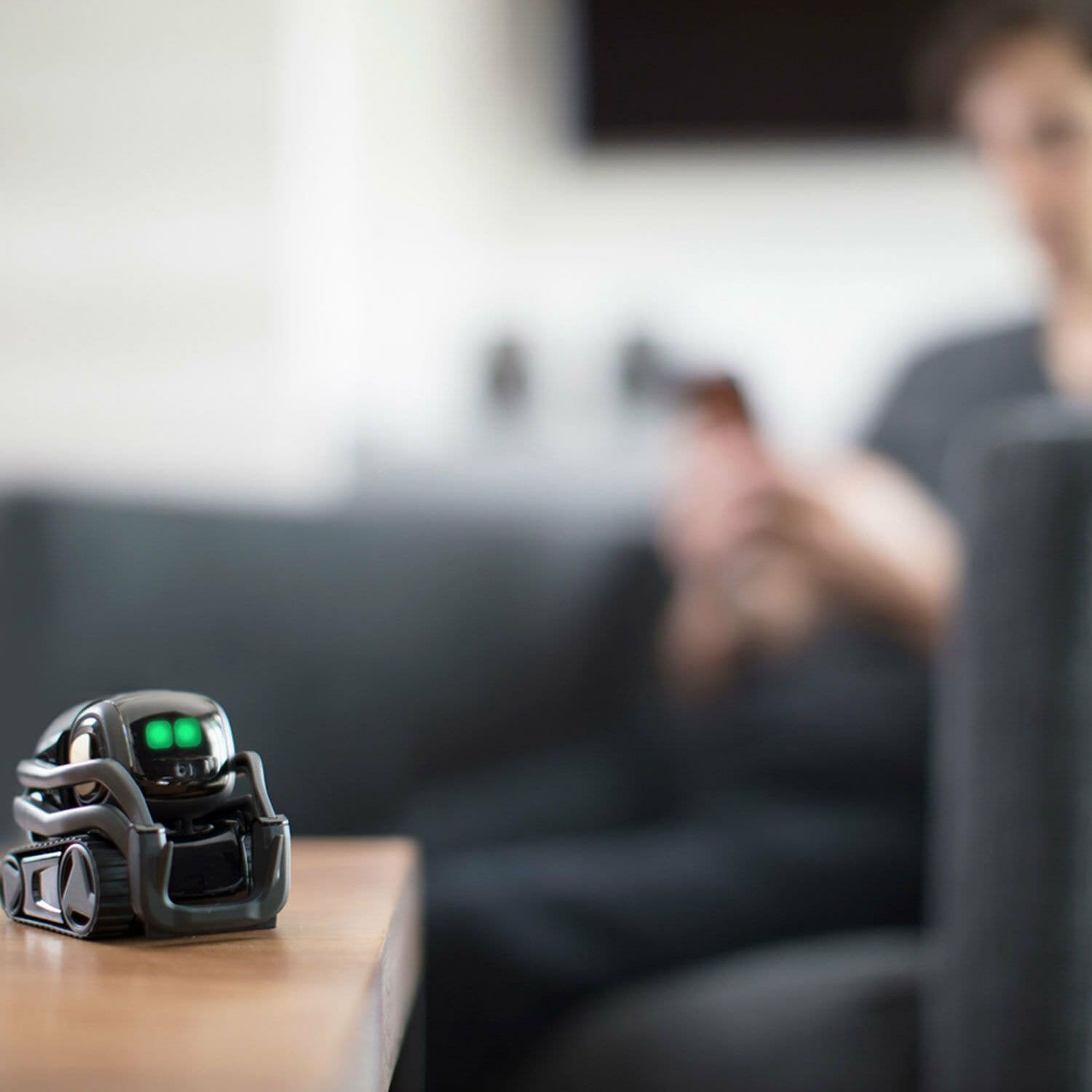 Anki Vector Robot with Amazon Alexa Built In - English