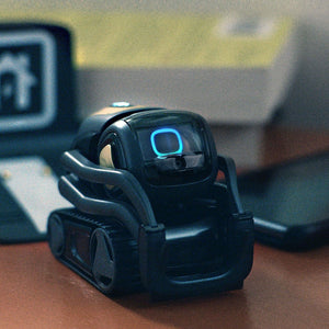Anki Vector Robot with Amazon Alexa Built In - English - WiseTech Inc