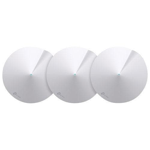 TP-LINK Deco M5 AC1300 Whole Home Mesh Wi-Fi System - 3-Pack