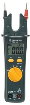 Greenlee CLAMPMETER,OPEN JAW (CSJ-100)