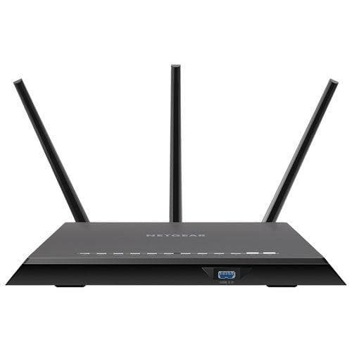 NETGEAR Nighthawk Wireless AC2300 Dual Band Gigabit Router (R7000P-100CNS)