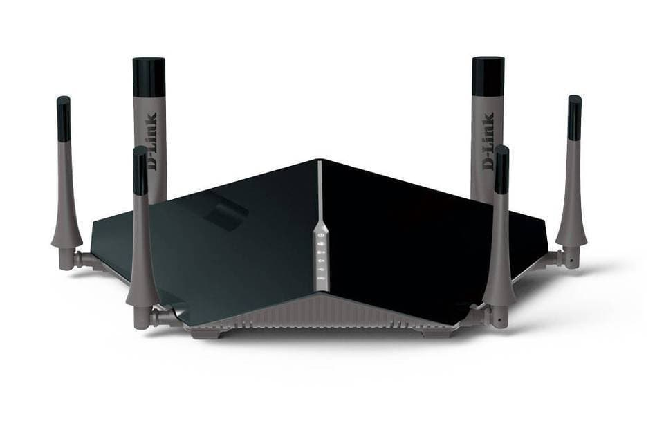 D-Link DIR-890L Tri Band AC3200 Ultra Performance Wireless Gigabit Router