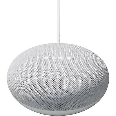 Google Nest Mini (2nd Gen) - Chalk (GA00638-CA) - WiseTech Inc