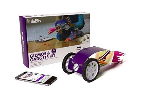littleBits Gizmos & Gadgets Kit 2nd Edition - WiseTech Inc