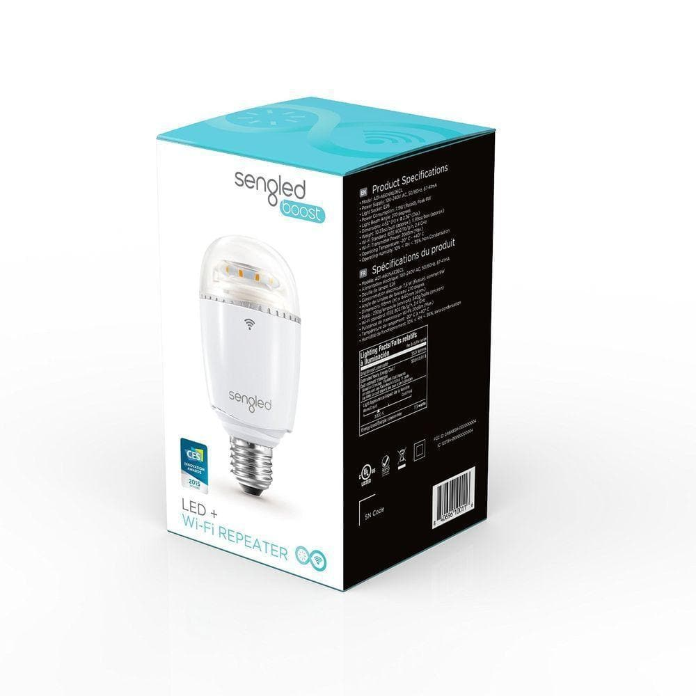 Sengled Sengled Boost - Dimmable LED Bulb with Integrated Wi-Fi Repeater