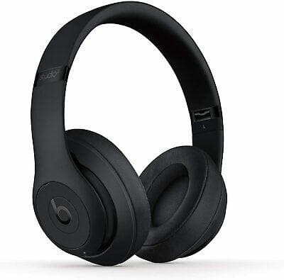 Beats by Dr. Dre Studio3 Over-Ear Noise Cancelling Bluetooth Headphones - Black - WiseTech Inc
