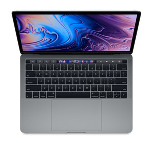 "Apple MacBook Pro Touch Bar 13.3"" - Space Grey (Intel Core i5 1.4GHz/256GB SSD/8GB RAM/2019) English - WiseTech Inc"