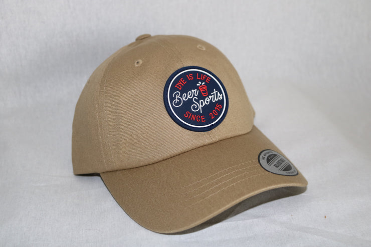 Beer Sports Dad Hat