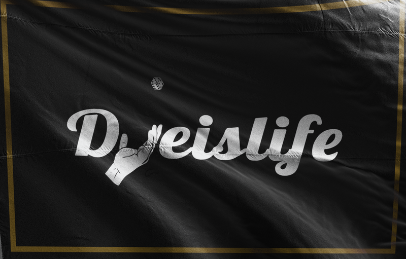 Dyeislife Flag 3' x 5'