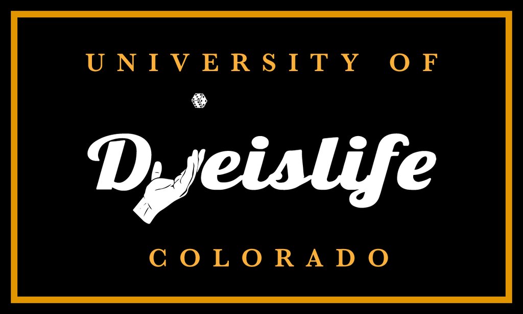 Collegiate Dyeislife Flags 3' x 5'