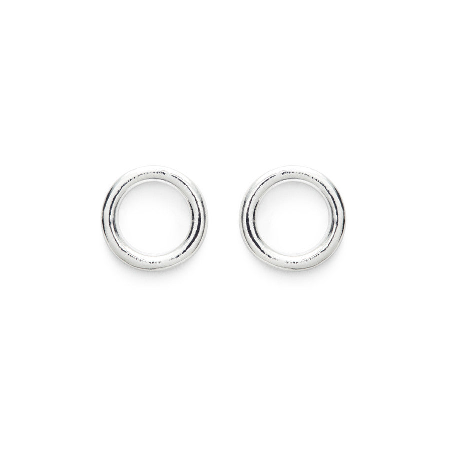 Marquise earrings (silver)