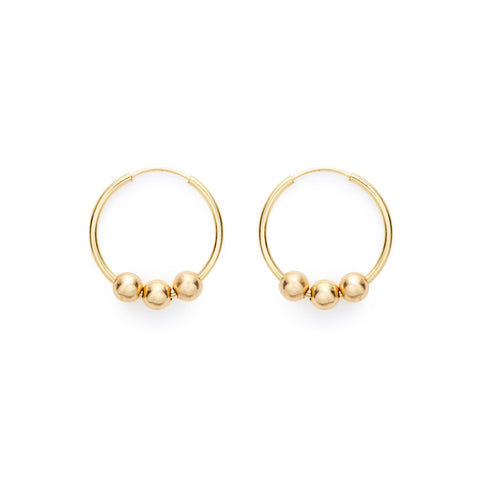 Sophia Earrings (gold)