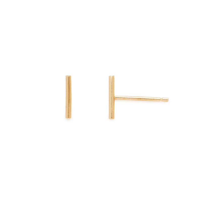 Ashley studs (yellow gold or white gold)