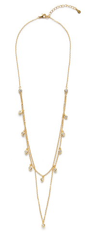 Bahia necklace (gold or silver)