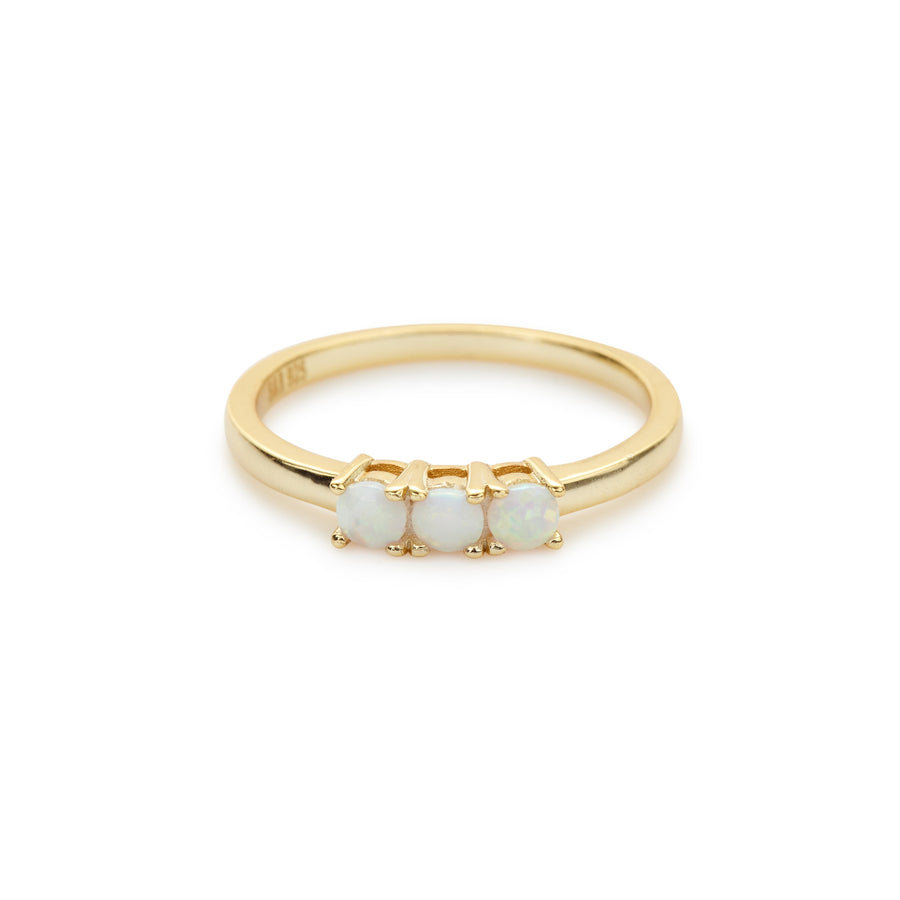 *Final Sale* Calle Marlin ring (opal)