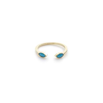 El Coral ring (color options)