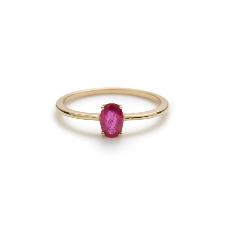 Isabelle ring (ruby)