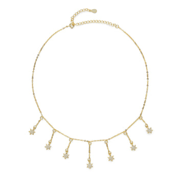 Koko star necklace (gold or silver)