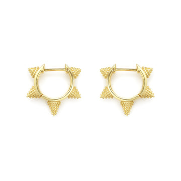Kupuri hoops (gold)