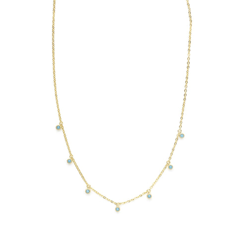 La Esperanza necklace (color options)
