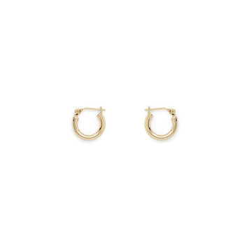 Margot hoops (14k)