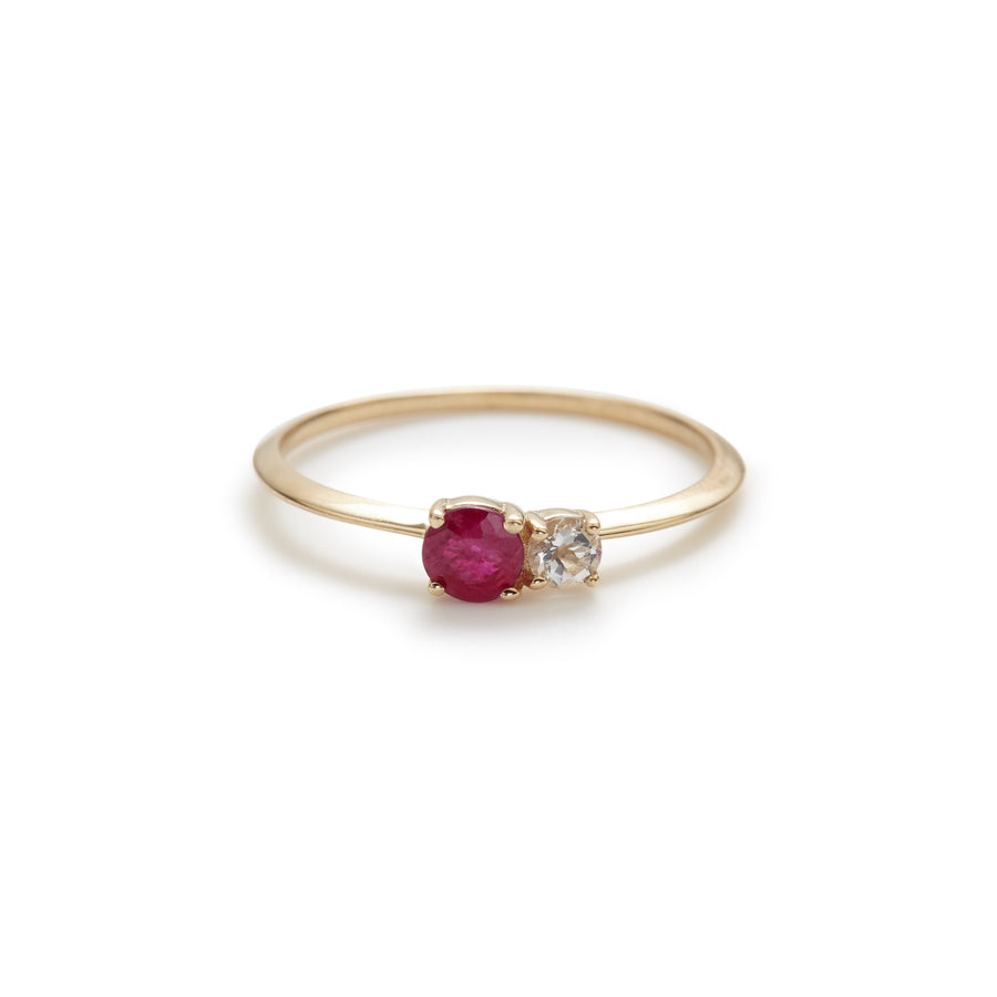 Marie ring (ruby)