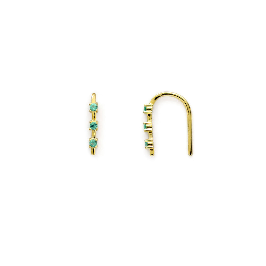 Mike earrings (color options)