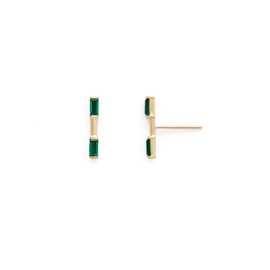 Naomi bar earrings (color options)