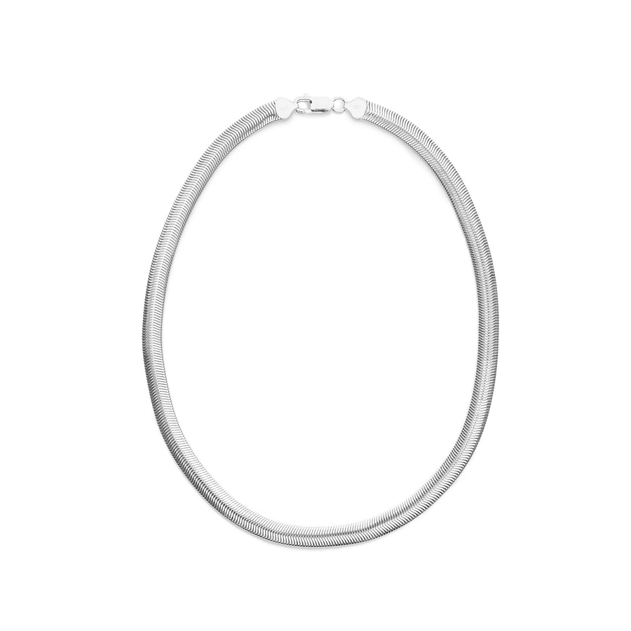Otto necklace (sterling silver)