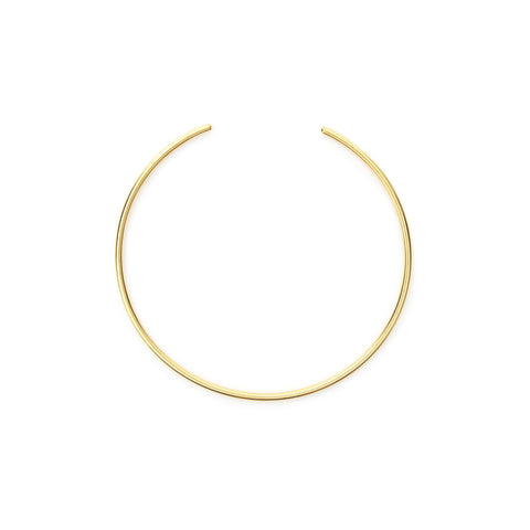 Punta Mita choker (gold and silver)
