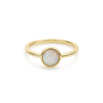* Final Sale* Punta Vista ring (opal)