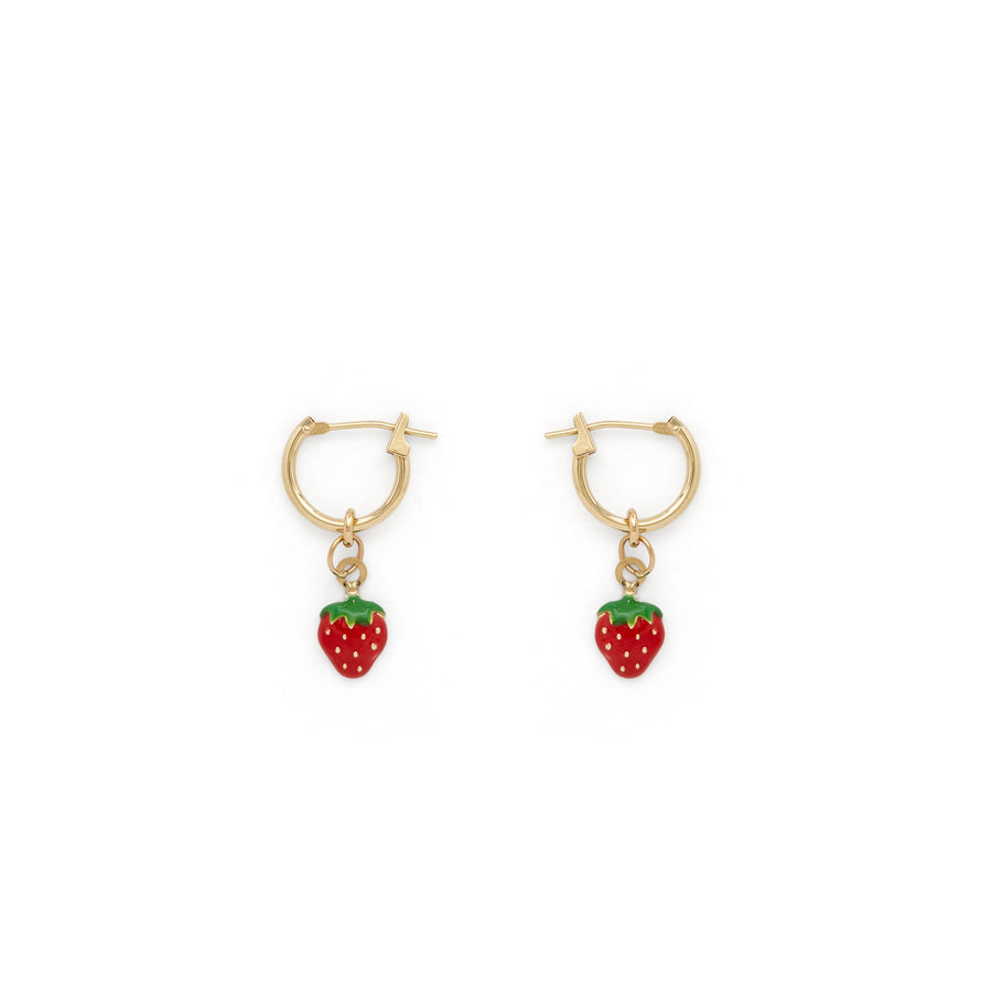 Rio strawberry hoops