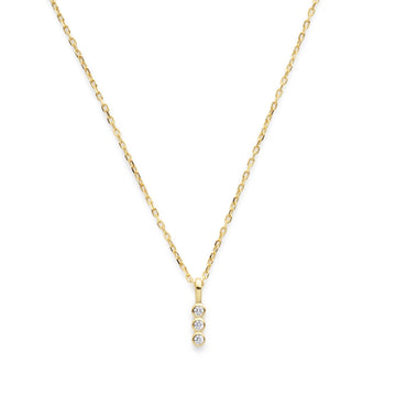 Rossi necklace (gold or silver)