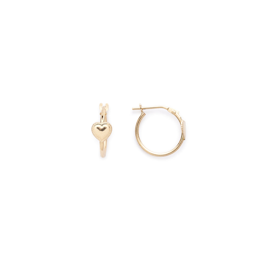 Ryan earrings (14k yellow gold)