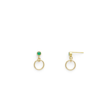Summer stud earrings (color options)
