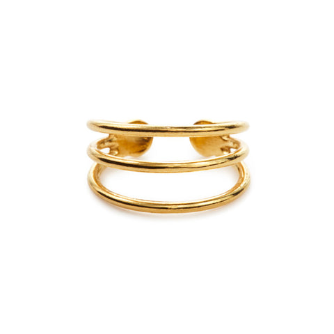 Venice Ring (gold or silver)