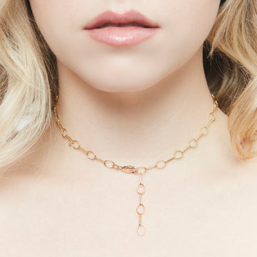 Elizabeth chain necklace