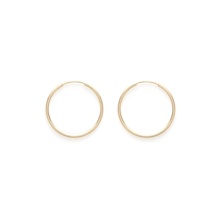 Minnie hoops (color options)