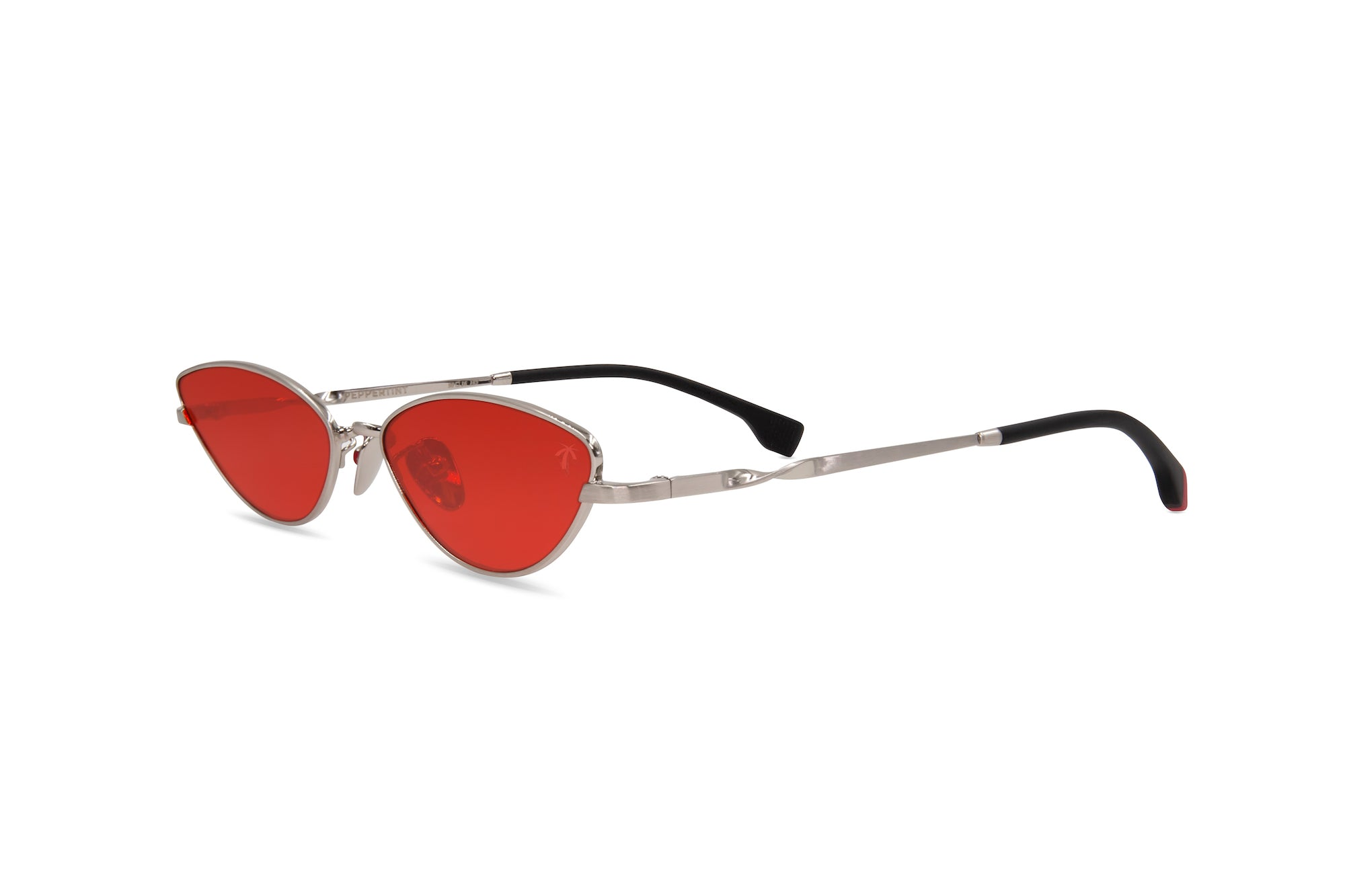 Alameda in Red - Peppertint - Designer sunglasses