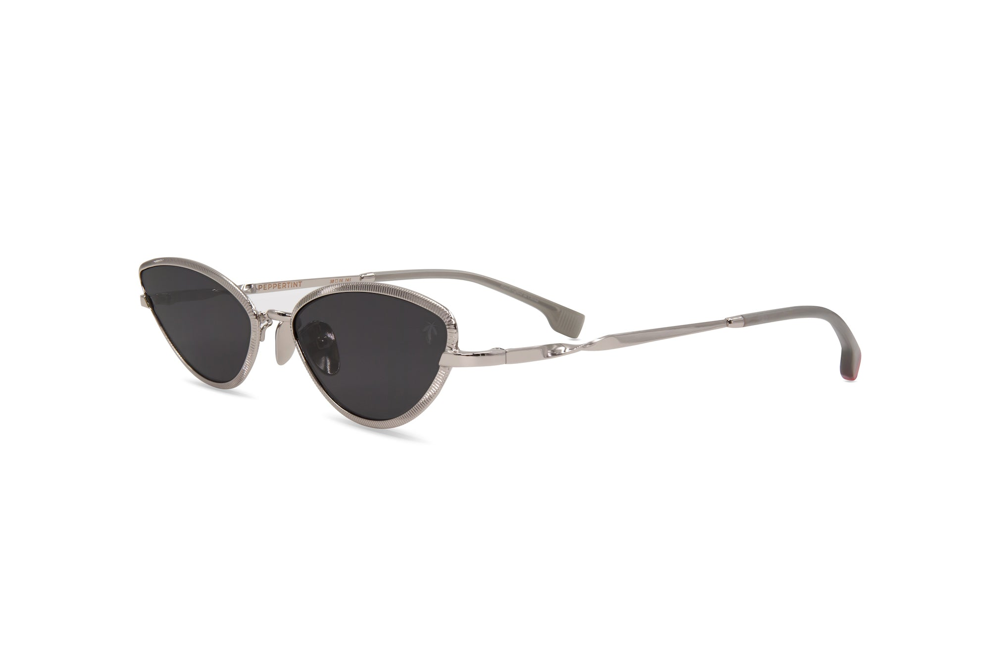 Alameda in Black (Special Edition) - Peppertint - Designer sunglasses
