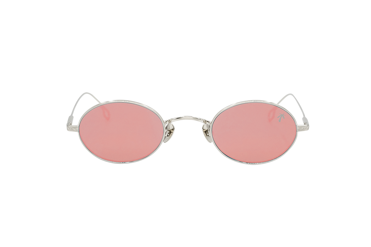 Blake in Pink - Peppertint - Designer sunglasses