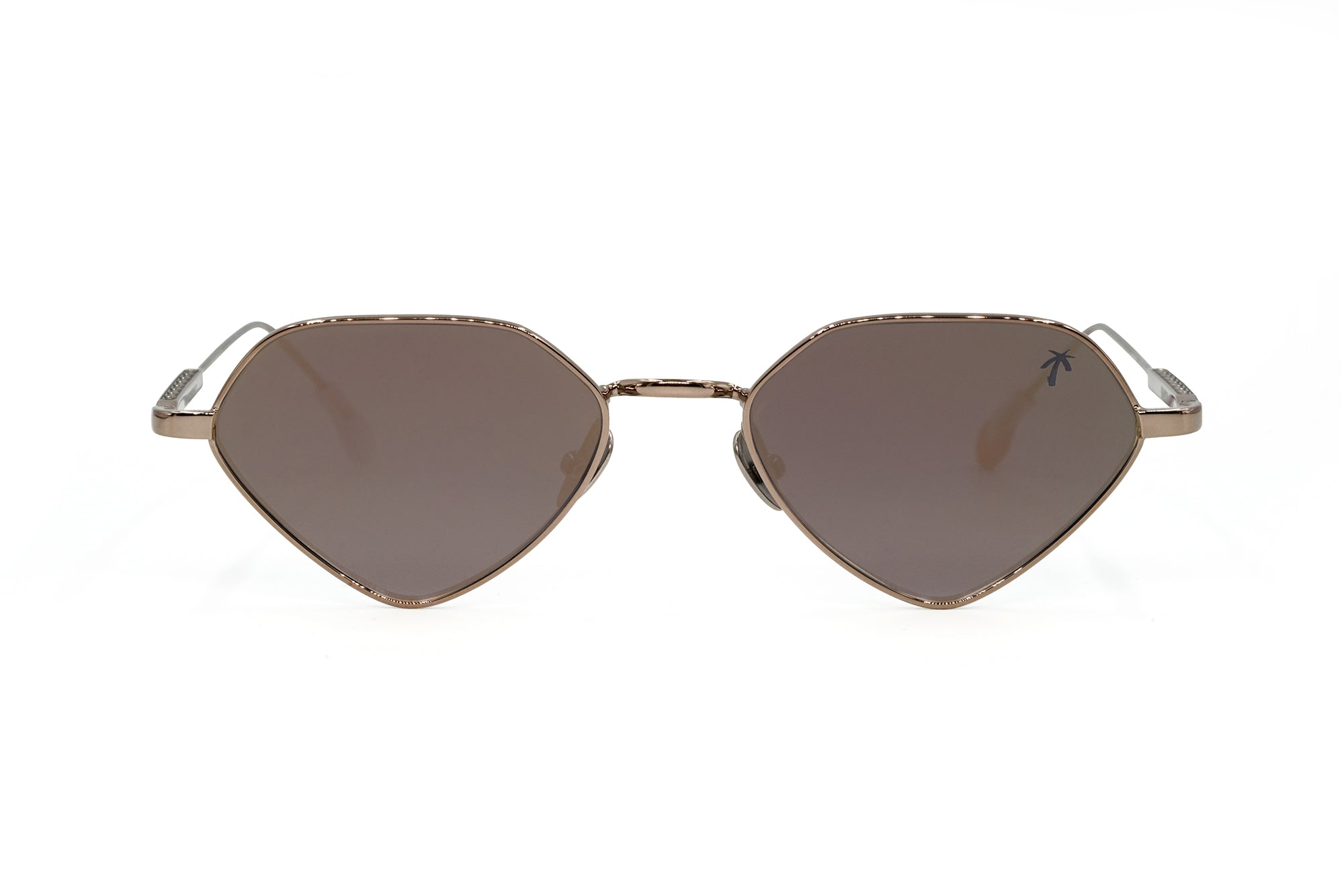 Bundy in rose gold - Peppertint - Designer sunglasses