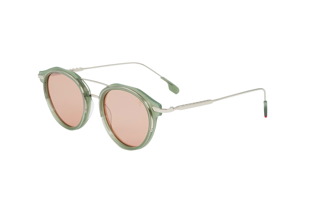 Inglewood in Green - Peppertint - Designer sunglasses