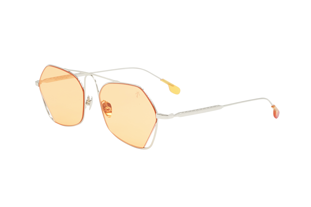 LBC in Orange - Peppertint - Designer sunglasses