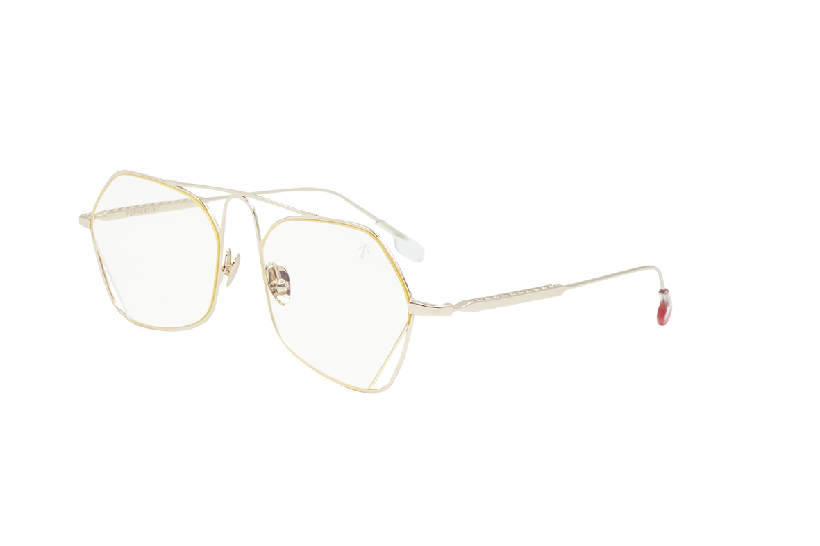 LBC in Clear Lens - Peppertint - Designer sunglasses