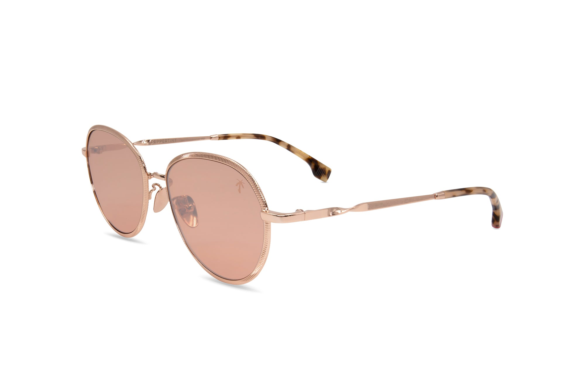 Loyola in Brown (Special Edition) - Peppertint - Designer sunglasses