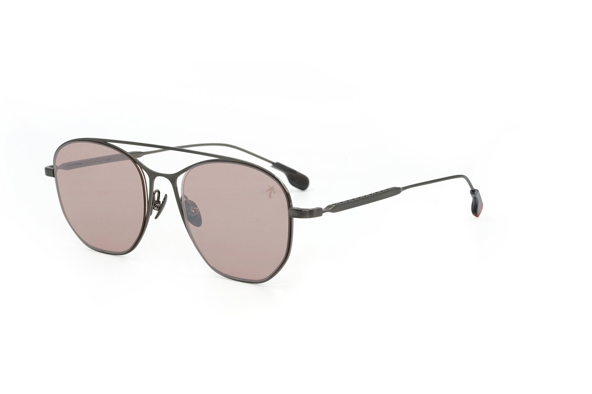 Mateo in pink Lens - Peppertint - Designer sunglasses