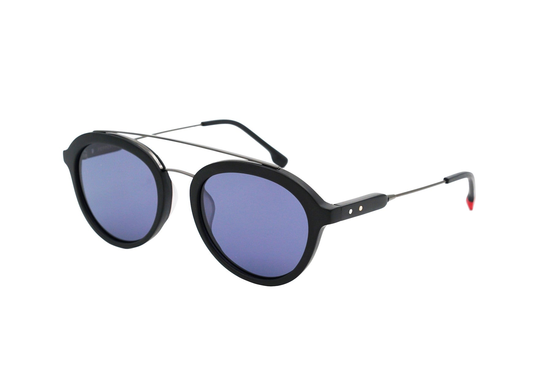 Normandie in Black - Peppertint - Designer sunglasses