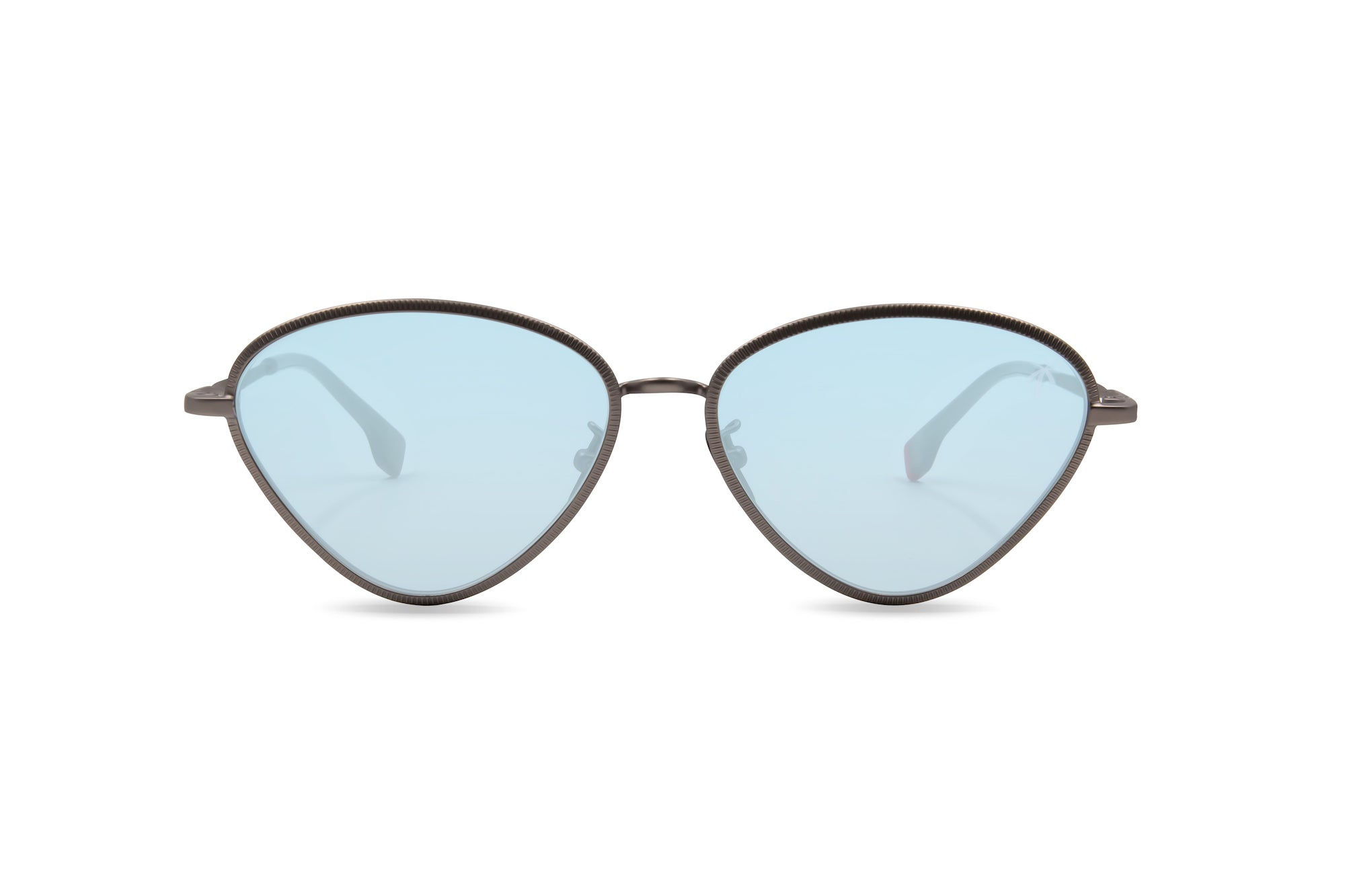 Olive in Light Blue (Special Edition) - Peppertint - Designer sunglasses